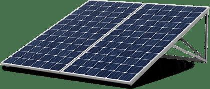 Сетевая солнечная электростанция