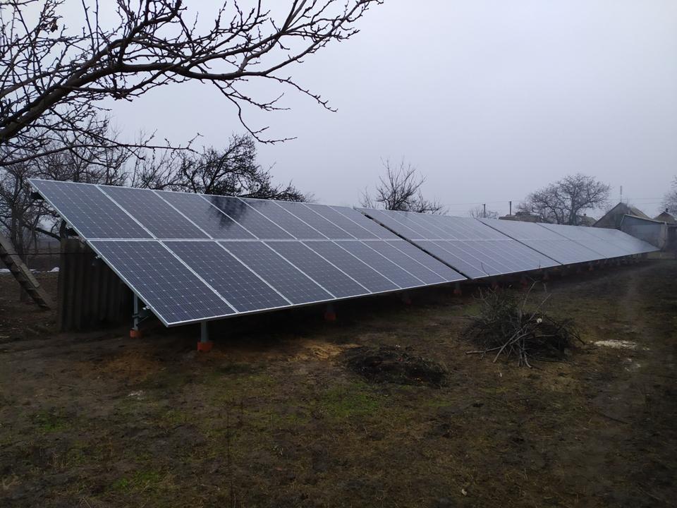 Солнечная станция Экофотон
